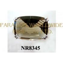 925 Sterling Silver Ring Smoky Quartz - NR8345